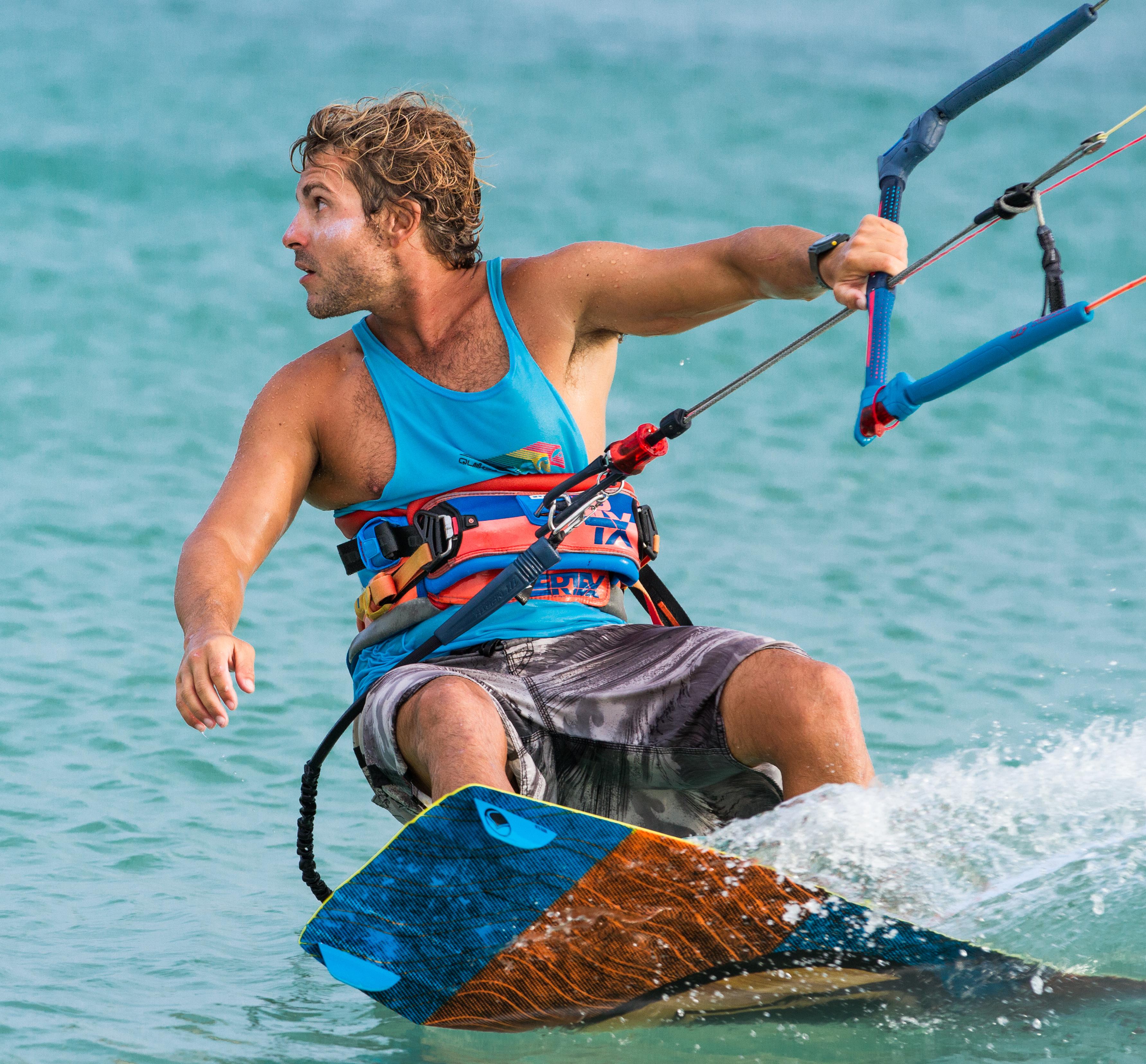 Aruba Kitesurfing Photography Nacho