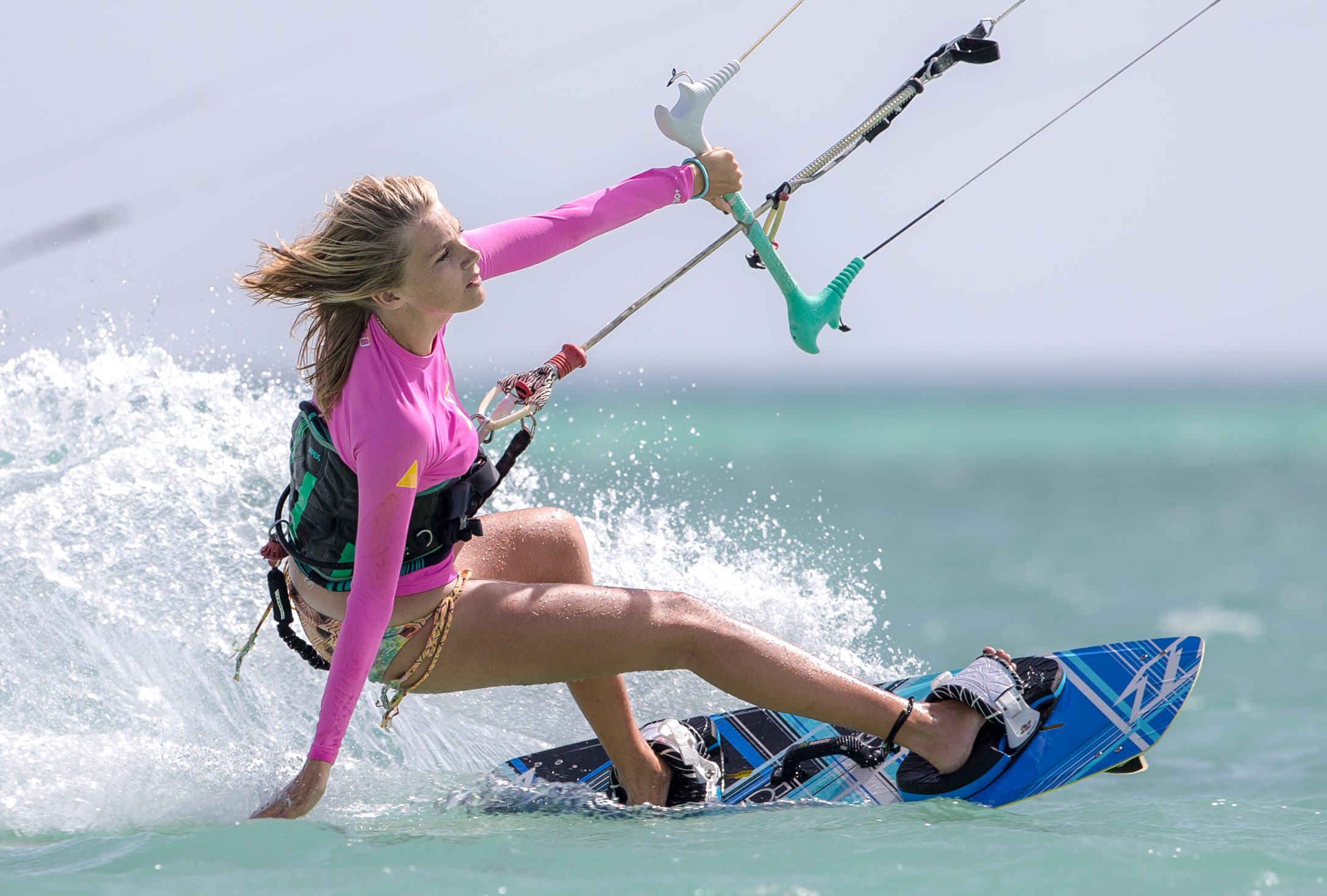 Female Kitesurfers