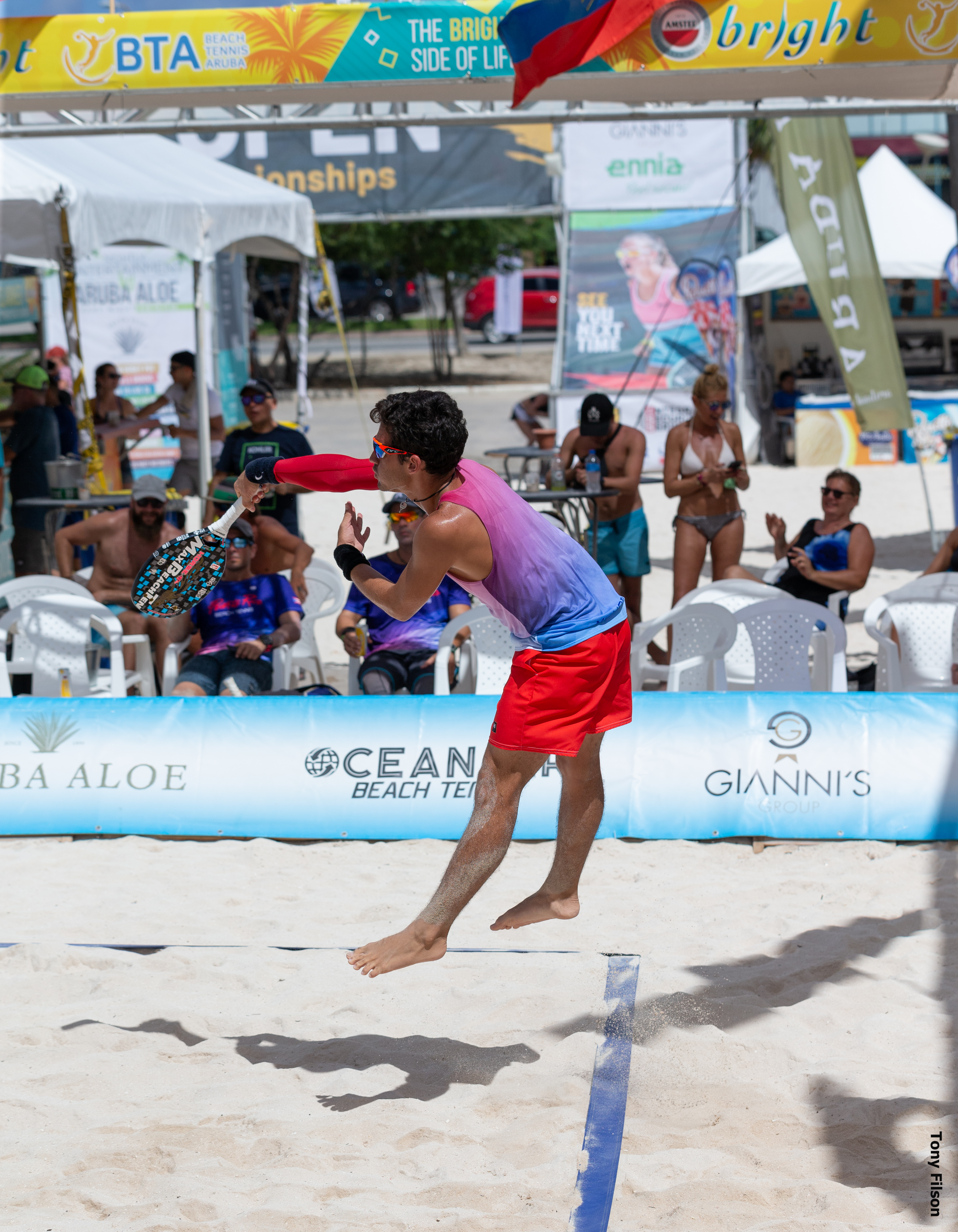 Aruba Beach Tennis BTA