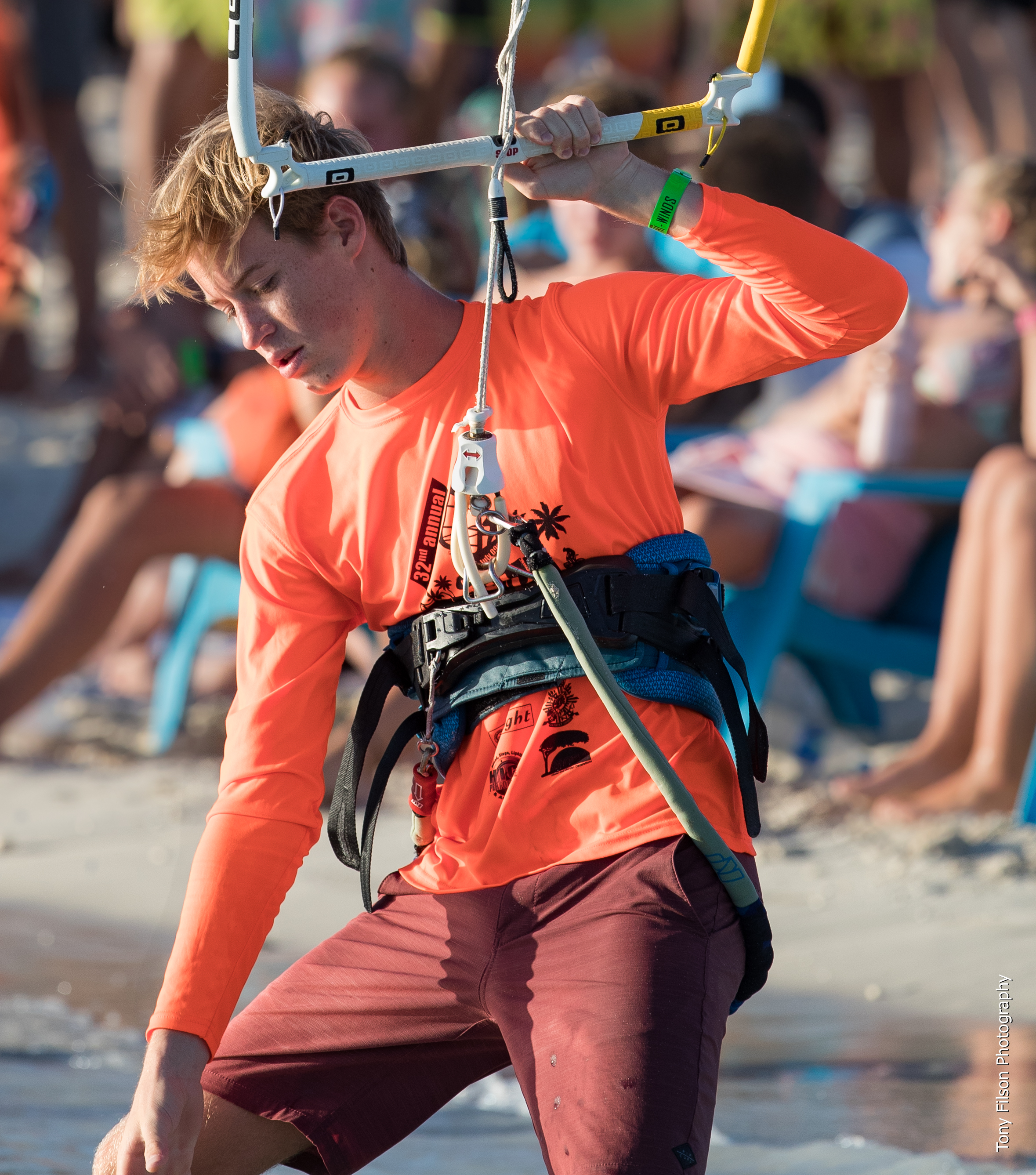 Max Meijer at Aruba Hi-Winds