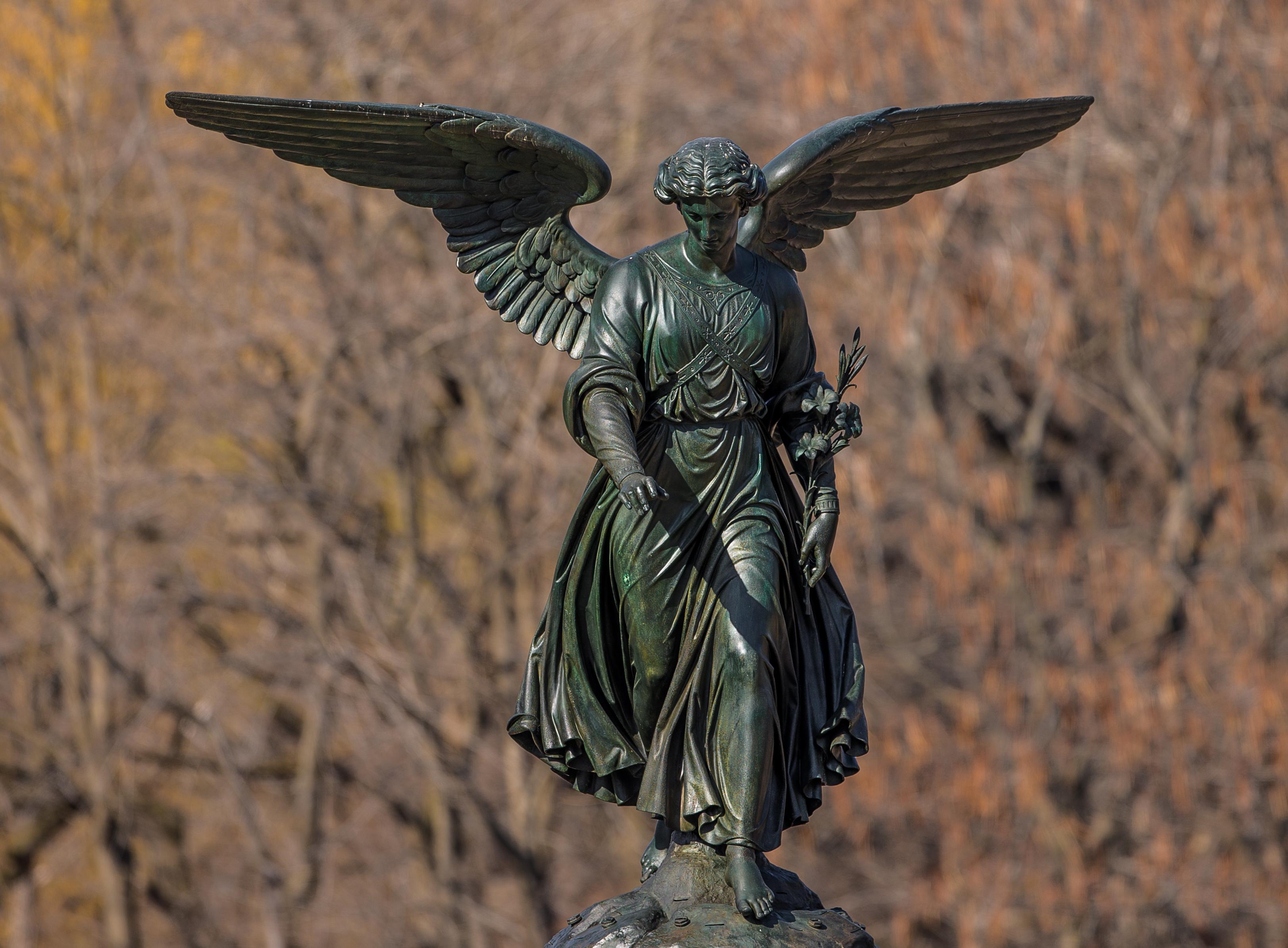 Bethesda Fountain NYC Central Park