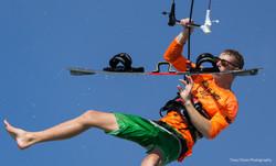 Jos Waterreus Kitesurfing Instructor