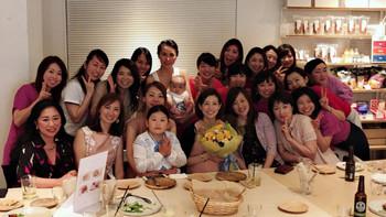 日本美腸協会さま 懇親会貸切イベント