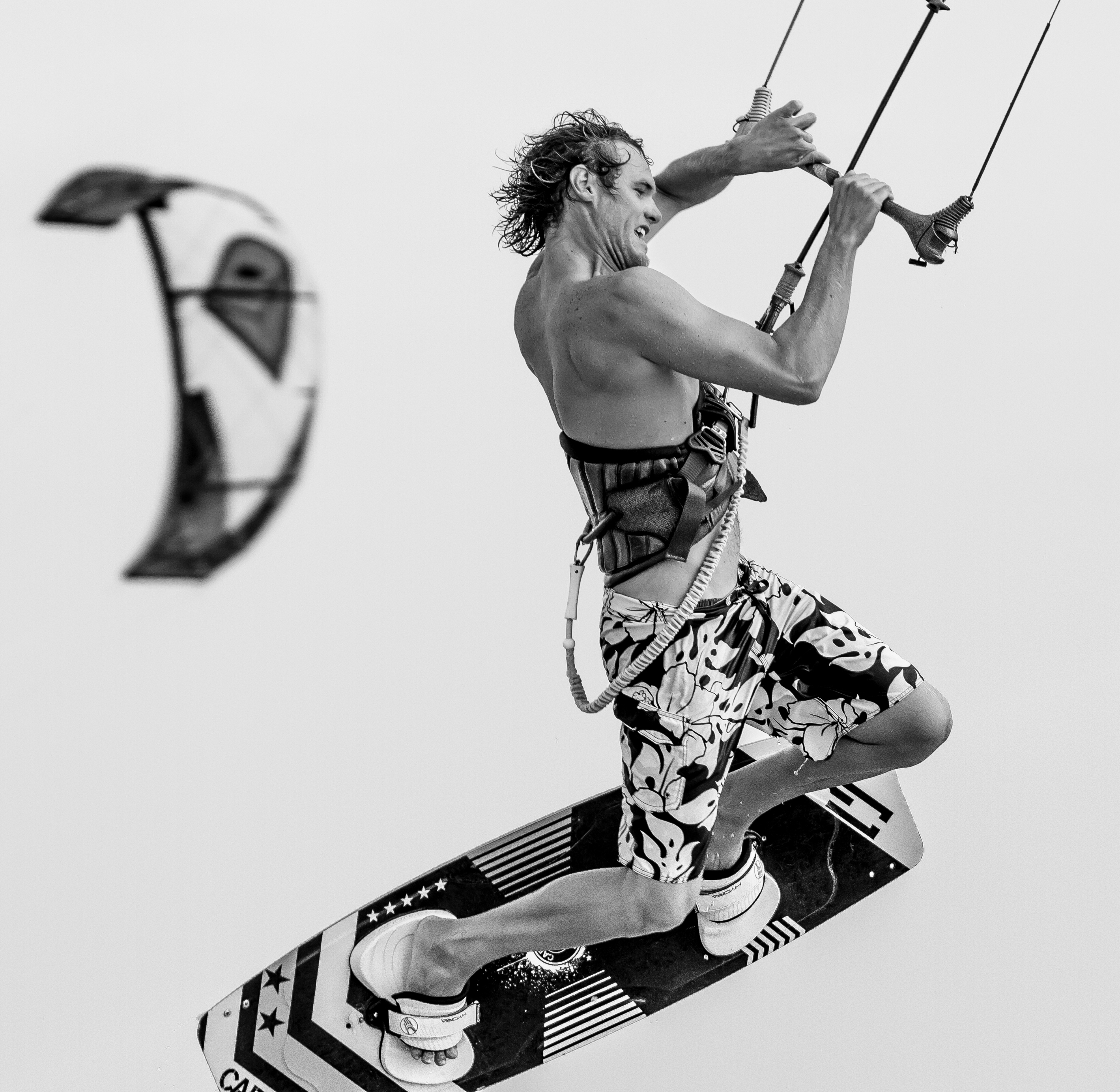 Tony Filson Kitesurfing Photography