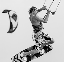 Tony Filson Kitesurfing Photography