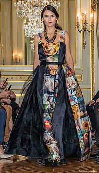 Olga Papkovitch Haute Couture by Photographer Tony Filson