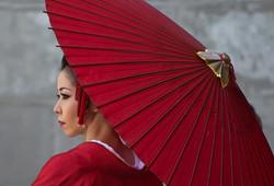 Japanese Female Portrait