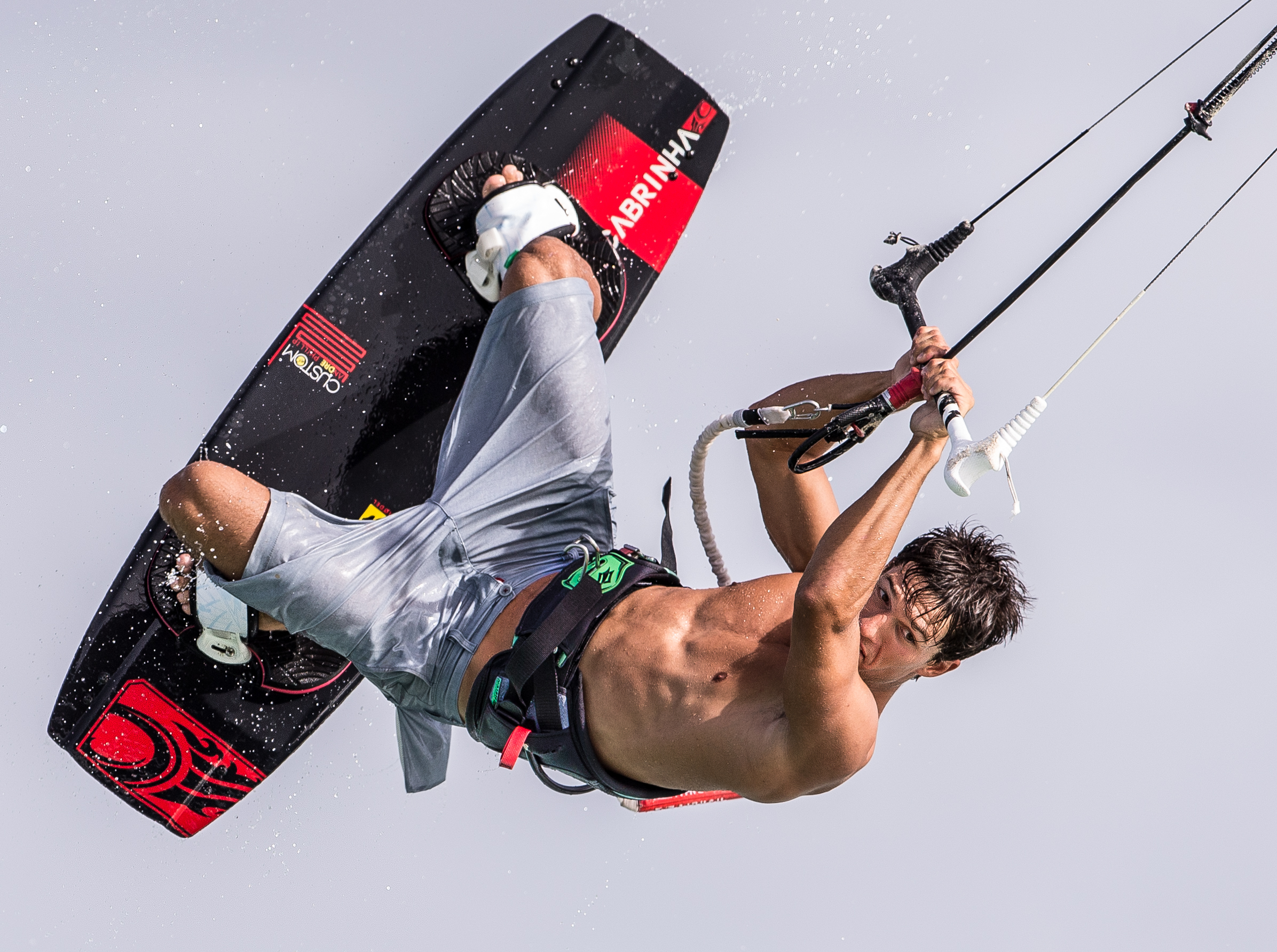 Scott Smit Aruba Kitesurfing Photo