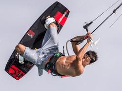 Scott Smit Aruba Kitesurfing Photo