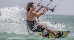 Carlos Munoz Kitesurfing Pictures