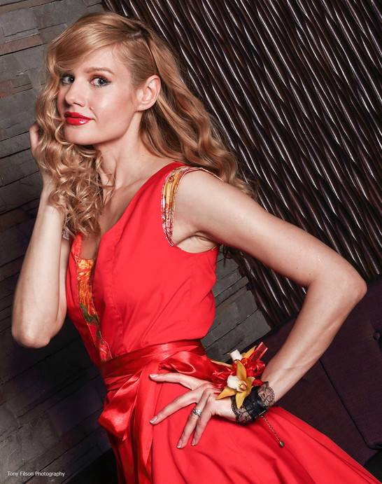 Model Natalia Eremenko | PopImpressKA