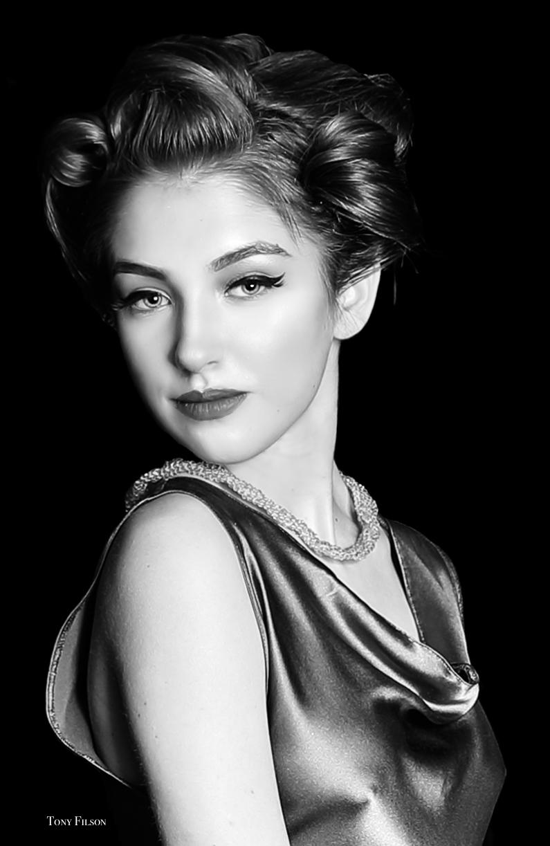 Olga Papkovitch by Tony Filson