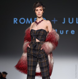Romeo and Juliet Couture NYFW