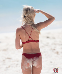 Beach by KissMyKite in Aruba