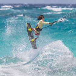 Andres Aruba Hi-Winds Kitesurfing