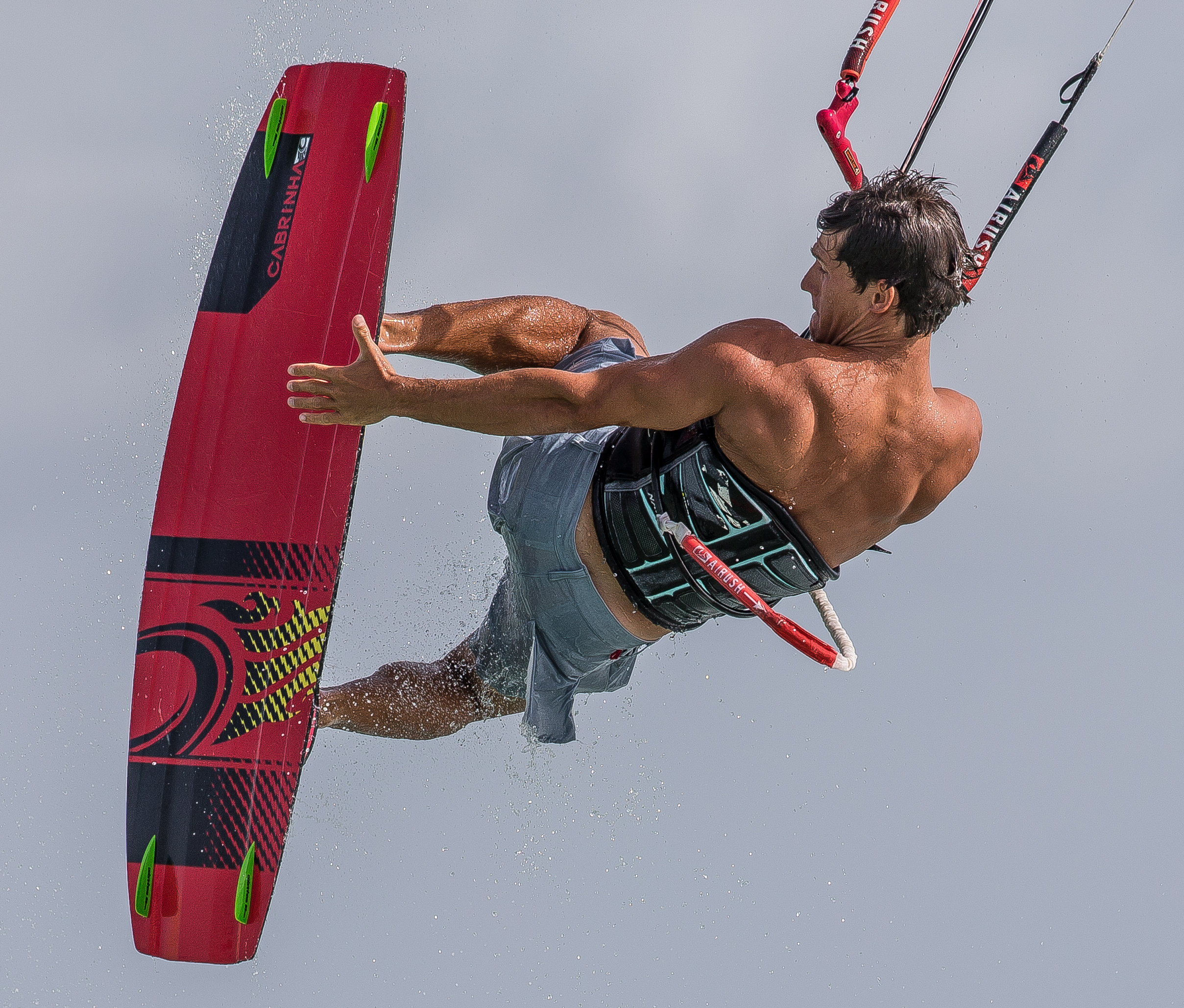 Aruba Kitesurfing Scott Smit Photo