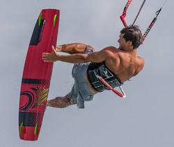 Aruba Kitesurfing Scott Smit Photo