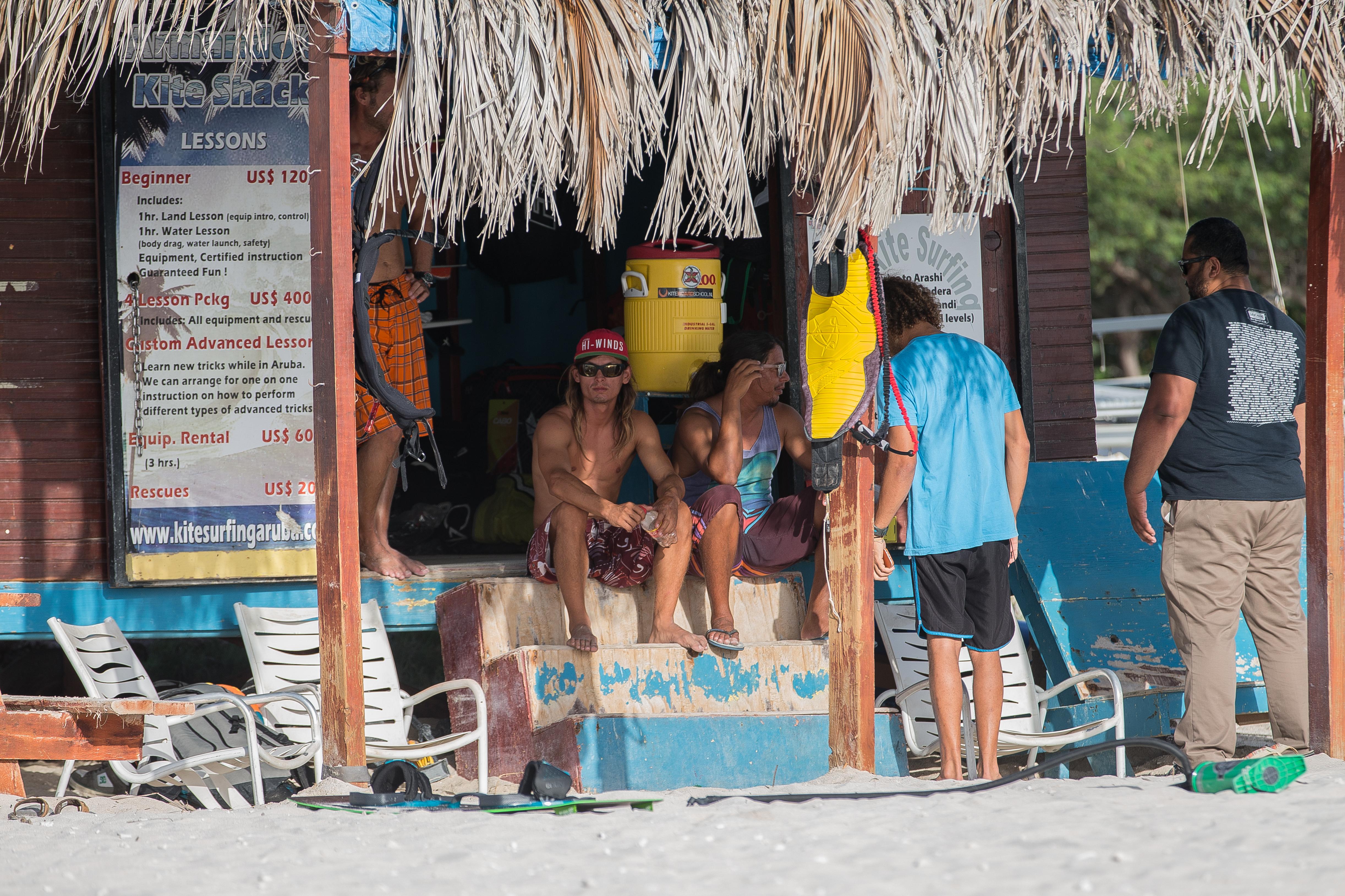 Armondo's Kiteshack Aruba