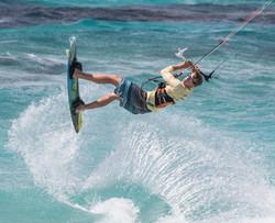 Aruba Boca Grandi Kitesurfing