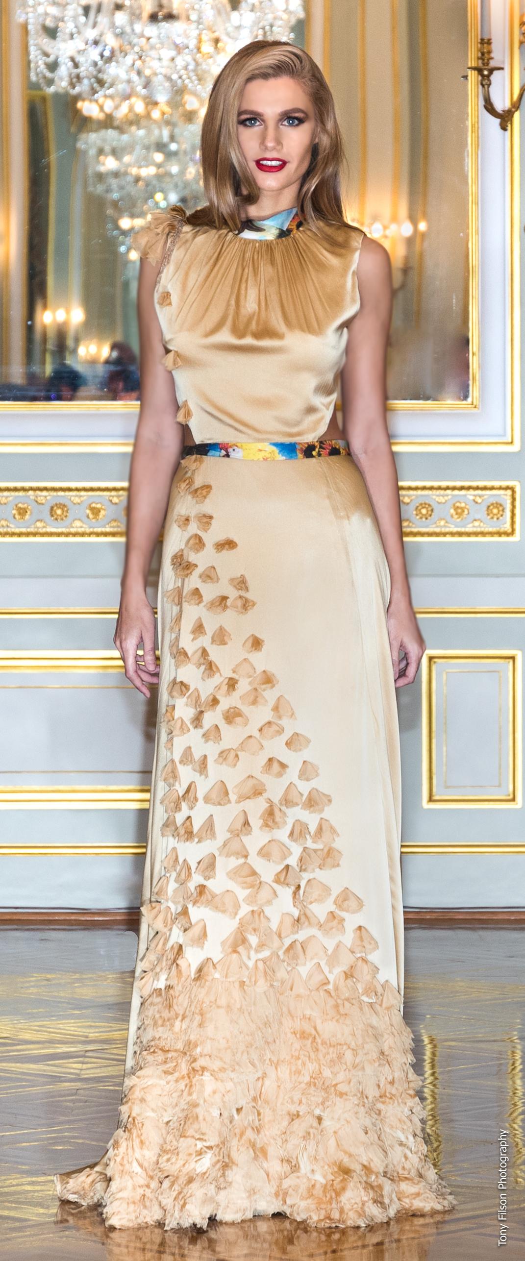 Natalia Eremenko Runway Fashion