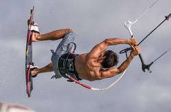 Scott Smit of Aruba Kiteboarding