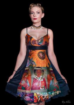 Fashion Designer Olga Papkovitch