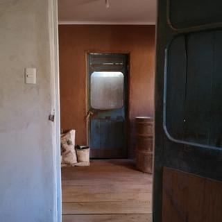 Interior de la vivienda terminado