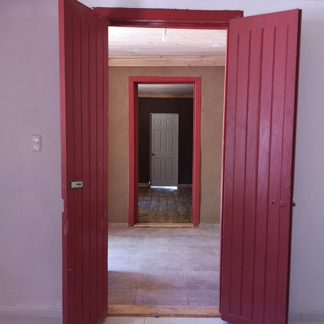 Interior vivienda terminada