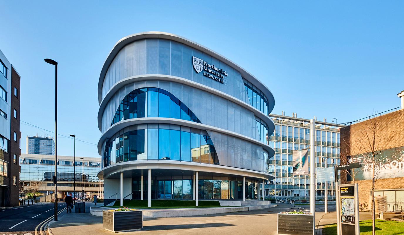 CIS Building, Northumbria University