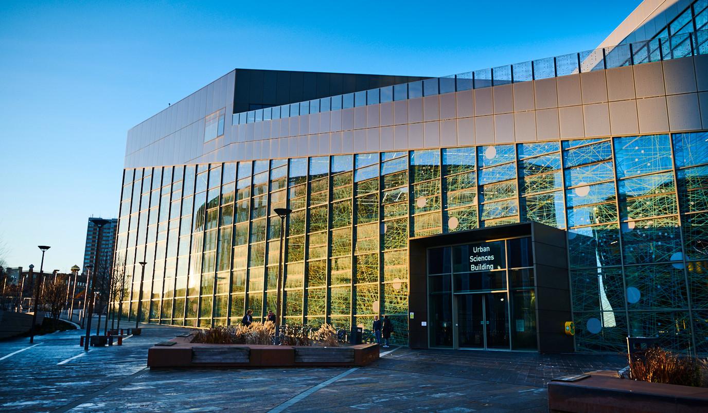 Urban Science Building, Newcastle University