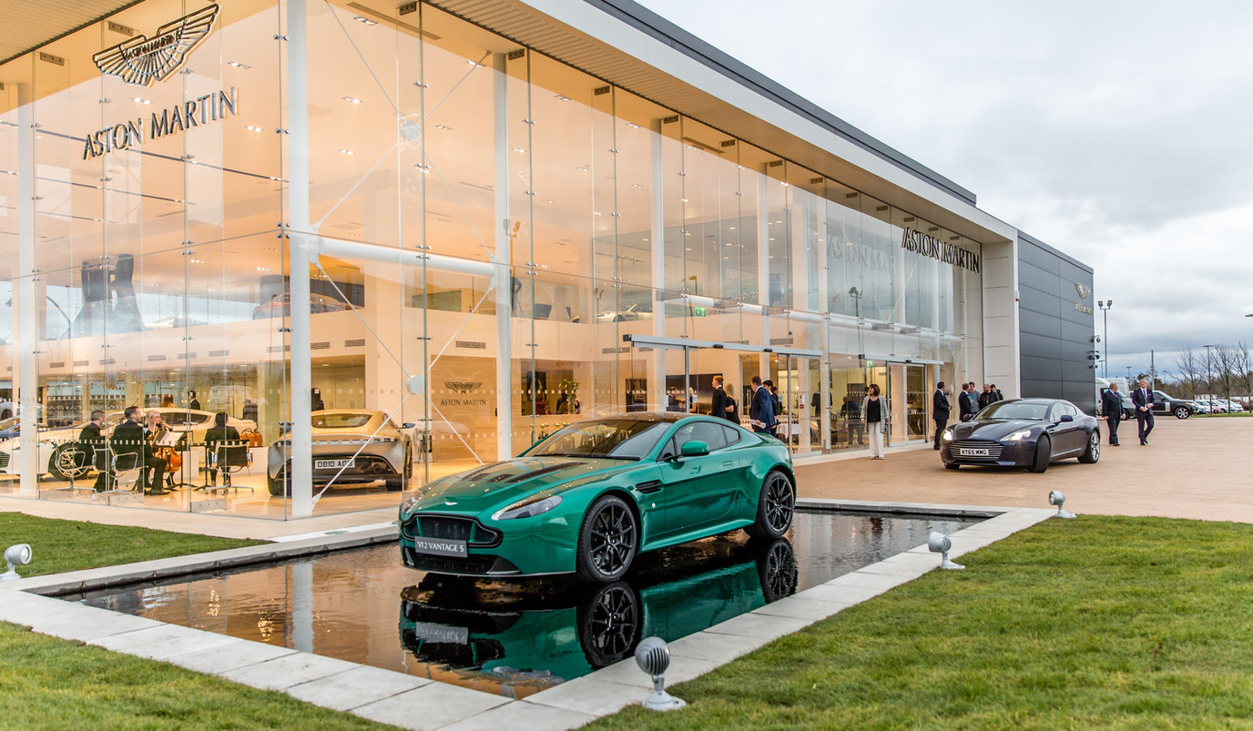 Aston Martin Newcastle