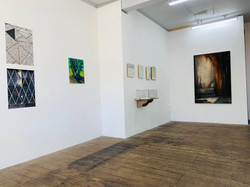 'Real Time' installation view