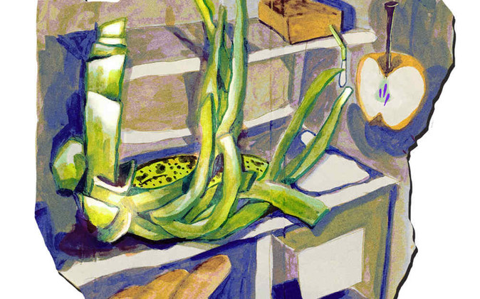 Xingru Chen, BA Fine Art, University of the Creative Arts, Canterbury