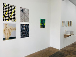 'Real Time' installation view, Nicky Hirst