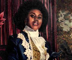 Glory Samjolly, BA Fine Art: Painting, Wimbledon College of Arts (UAL)