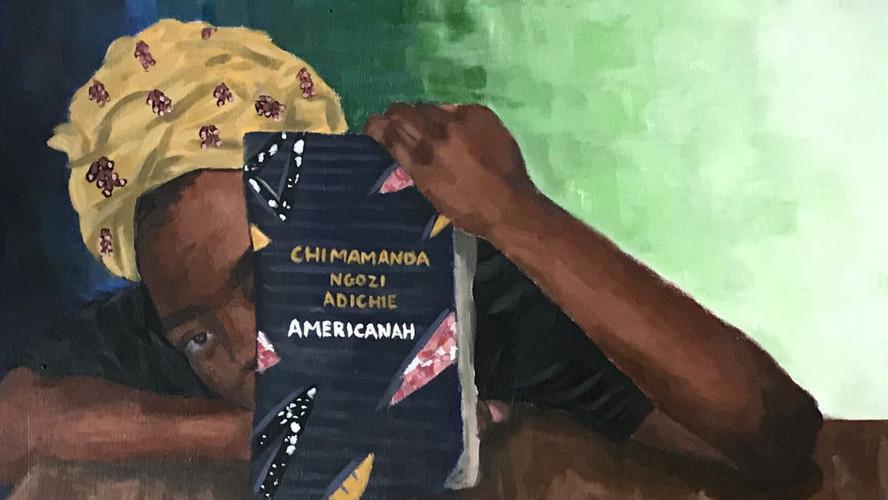 Ayomide Racheal Ayodele, BA Fine Art, University of the Creative Arts, Canterbury
