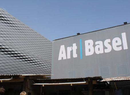 Online shopping: ArtBasel 2020