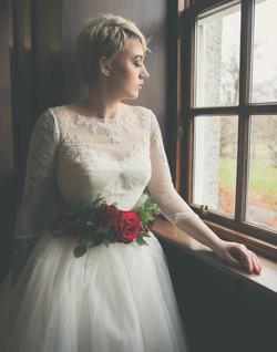 Alterative Wedding Flowers Scotland