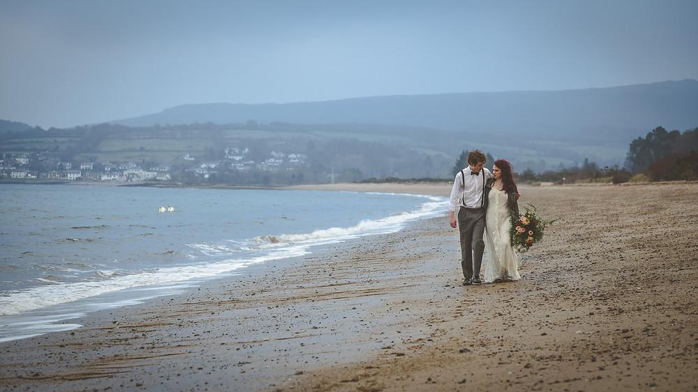 Elopement Wedding Isle of Arran