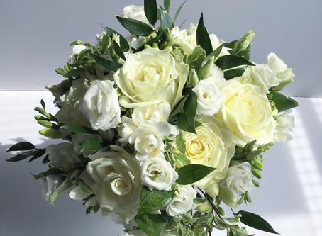 Scottish Destination Wedding Florist
