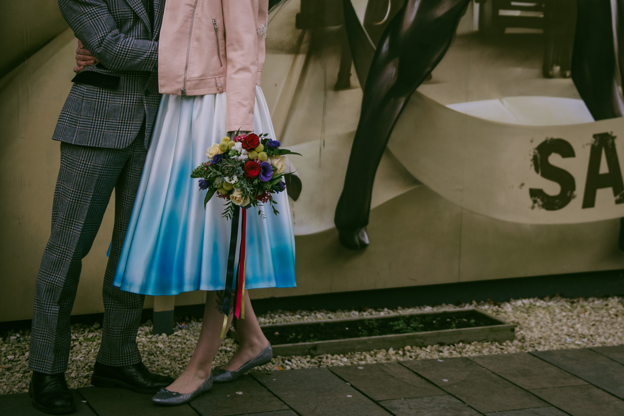Glasgow Wedding at St Lukes