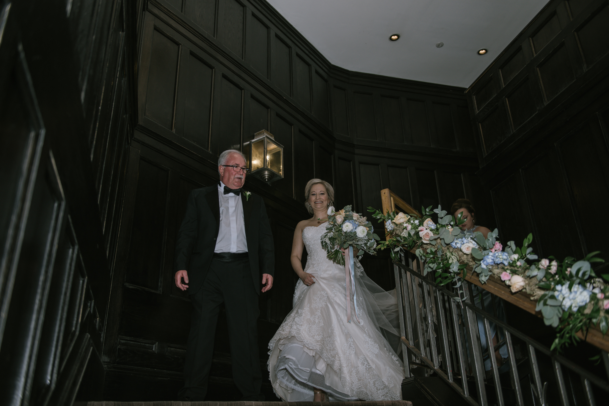 Luxury Wedding Flowers , Loch Lomond