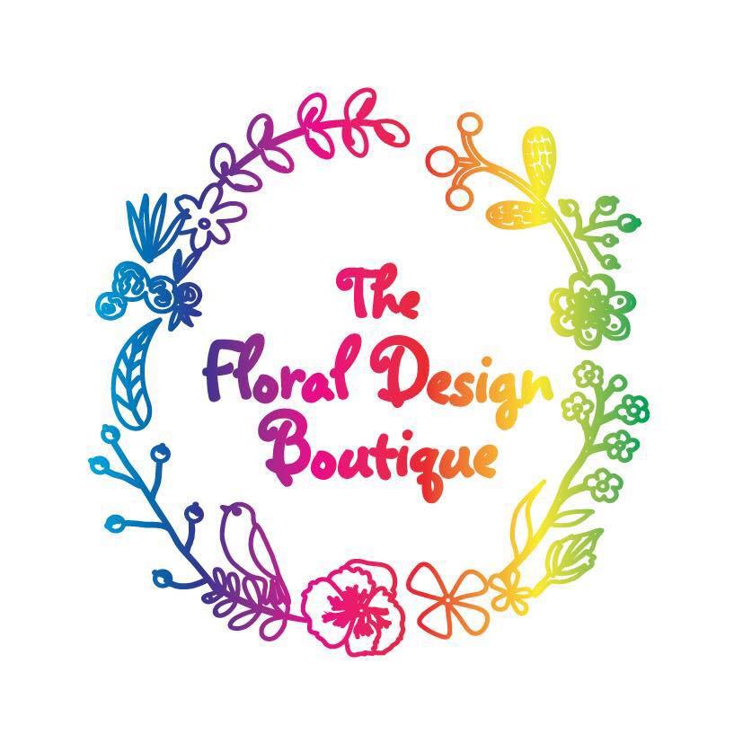 PRIDE logo Glasgow Wedding Florist