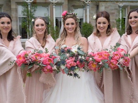 Scottish Summer Weddings 2018