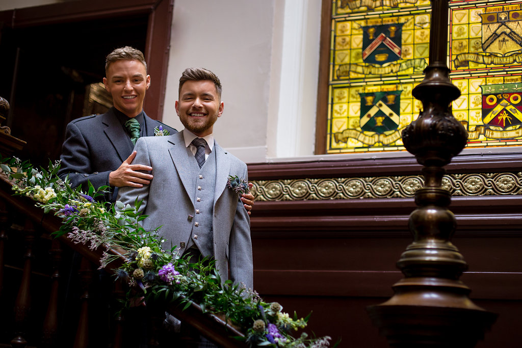 Same Sex Wedding Glasgow