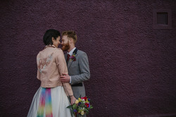 Glasgow Wedding at St Lukes