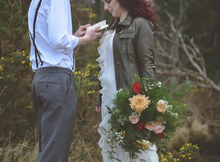 Elopement Weddings in Scotland