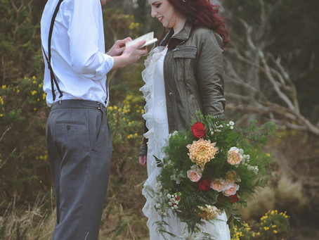 Elopement Weddings in Scotland