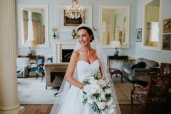Wedding Flowers Crossbasket Castle