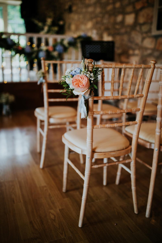 Harburn Barn Wedding Flowers